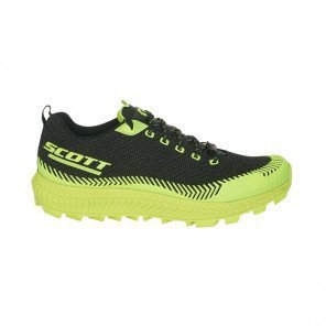 SCOTT SUPERTRAC ULTRA RC Homme | Black / Yellow