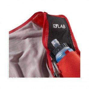 SALOMON - Sac / Gillet SENSE ULTRA 8 SET - racing red
