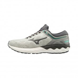 MIZUNO WAVE SKYRISE Homme | Metal / Periscope / Ice Green